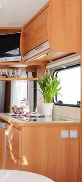 Caravelair ALLEGRA 430 - Interior