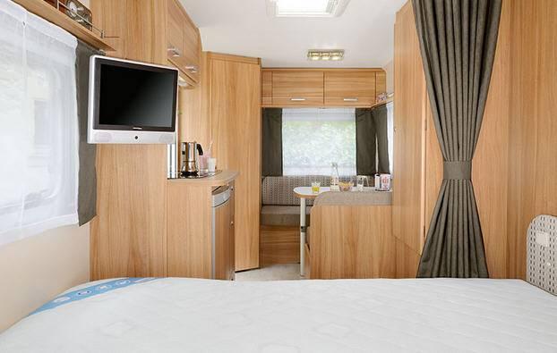 Caravelair ANTARES LUXE 390 - Interior