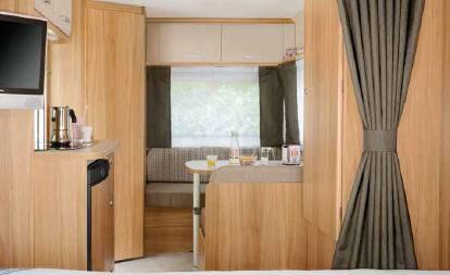 Caravelair Antares 390 - Interior