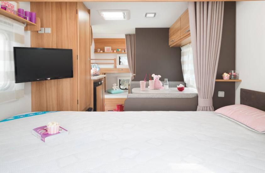 Caravelair Antares 376 - Interior