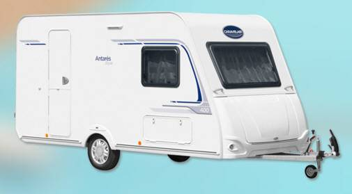 Caravelair Antares Style 486 - Exterior