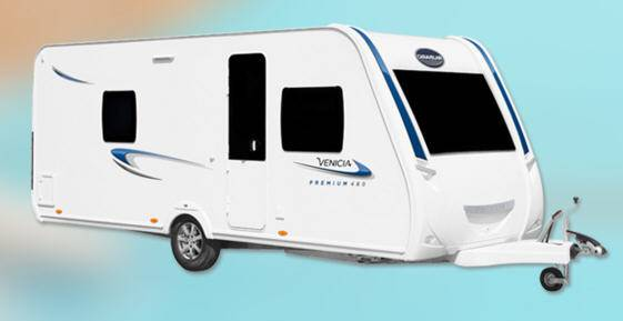 Caravelair Venicia Premium 550 - Exterior
