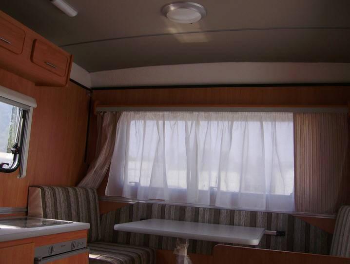 Destiny ESTEREL 34 DS - Interior