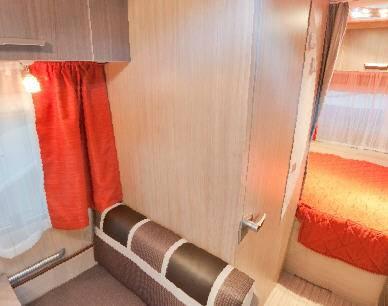 Dethleffs NEW LNE 410-DB - Interior