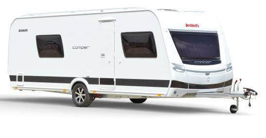 Dethleffs CAMPER 540-RFT - Exterior