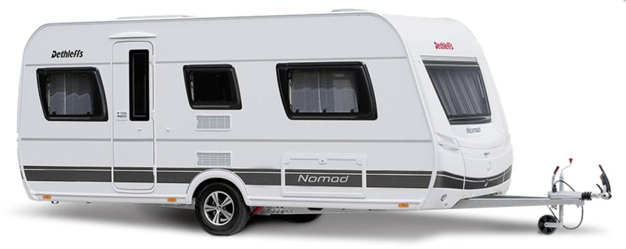 Dethleffs NOMAD 560 FR - Exterior