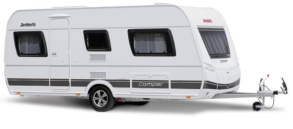 Dethleffs Camper 670 FAR - Exterior