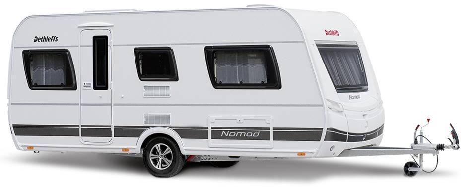 Dethleffs Nomad 500 FR - Exterior