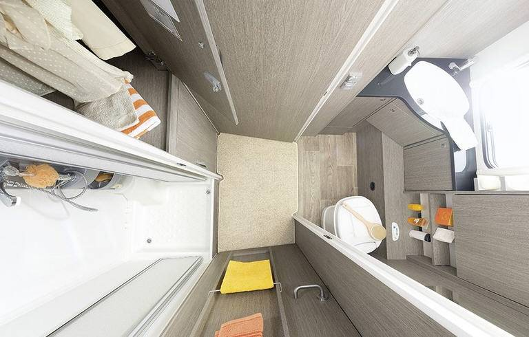 Dethleffs EXCLUSIV 650-RET - Interior