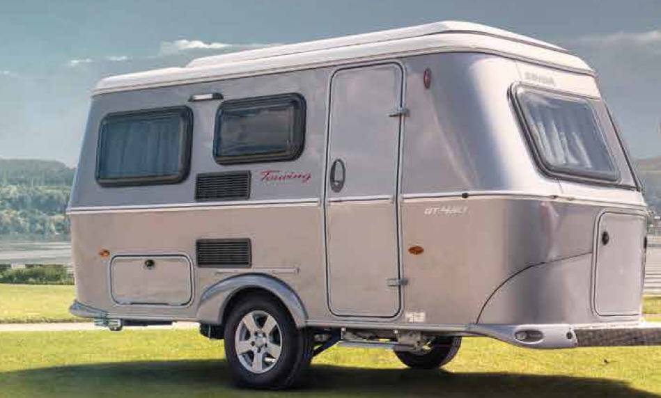 caravana eriba touring troll 530 modelo de 2015. Black Bedroom Furniture Sets. Home Design Ideas