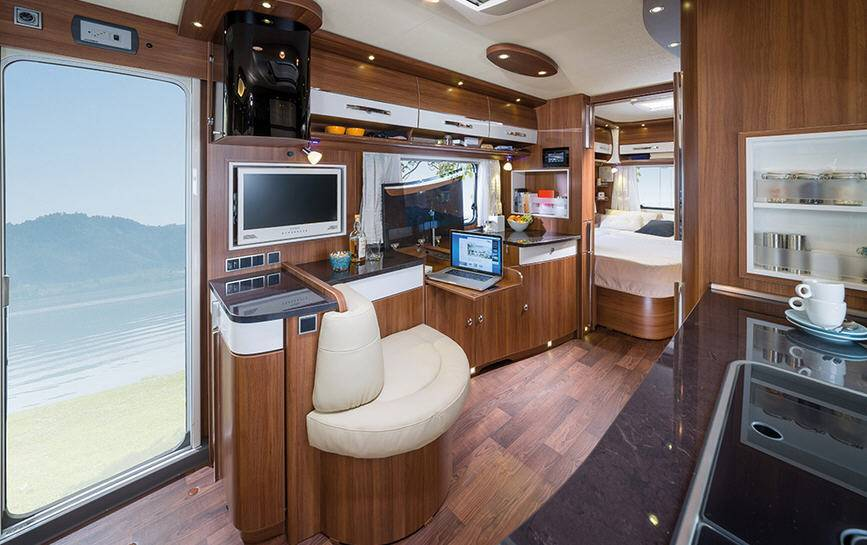 Eriba NOVA S 690 - Interior