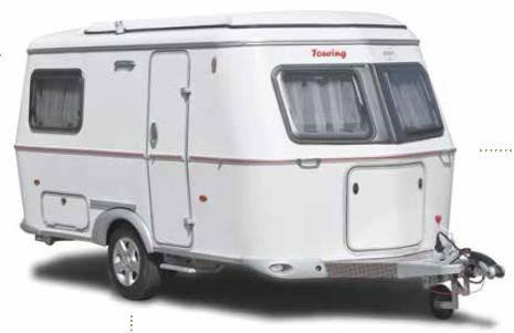 Eriba Touring Triton 430 - Exterior