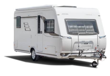 Eriba Nova GL 545 - Exterior