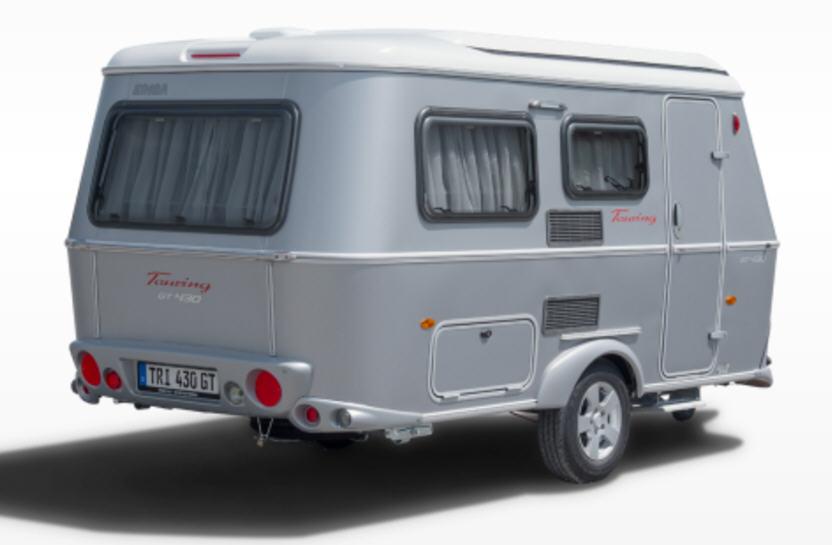 Eriba TOURING Familia 320 - Exterior