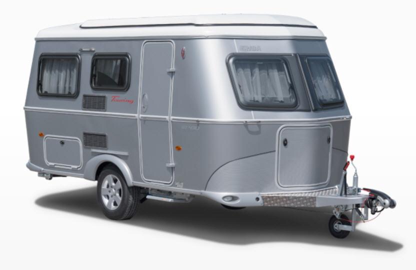 Eriba TOURING Triton 420 - Exterior