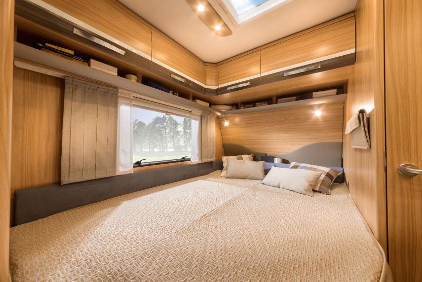 Eriba EXCITING 560 - Interior