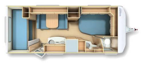Fendt SAHIR 550 TFKM - Plano - Distribución