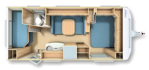 Fendt SAHIR 560 TFK - Plano - Distribución