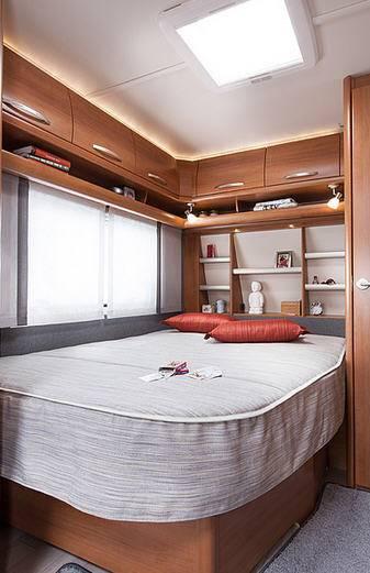 Fendt BIANCO 465 SFB - Interior