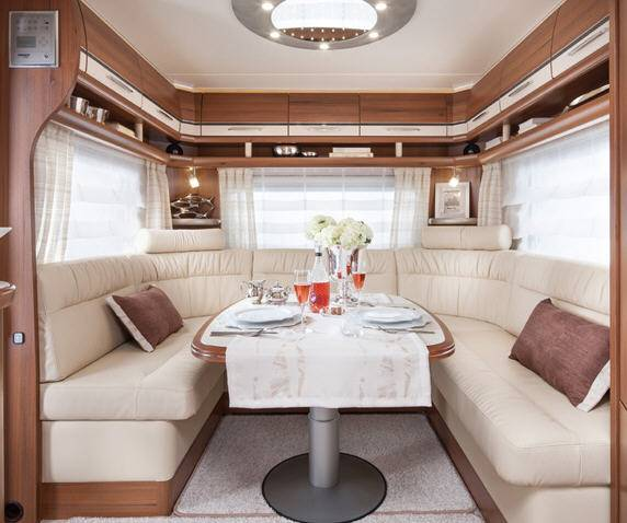 Fendt BRILLANT 650 TF - Interior
