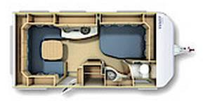 Fendt Saphir 445 TFB - Plano - Distribución
