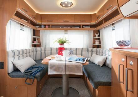 Fendt Saphir 465 SFB - Interior