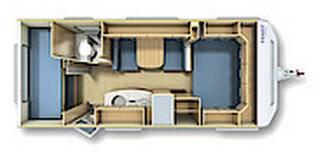 Fendt Saphir 515 SKM - Plano - Distribución