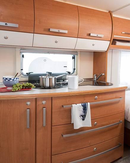Fendt Saphir 550 TFKM - Interior