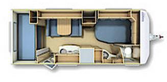 Fendt Saphir 550 TFKM - Plano - Distribución