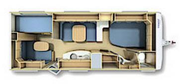 Fendt Saphir 650 SKM - Plano - Distribución