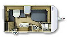 Fendt Bianco 450 SF - Plano - Distribución