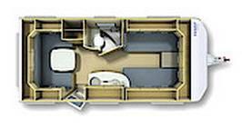Fendt Bianco 465 TG - Plano - Distribución
