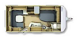 Fendt Bianco 495 SF - Plano - Distribución