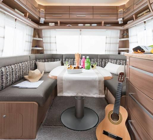 Fendt Bianco 515 SG - Interior
