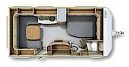 Fendt Opal  520 SFB - Plano - Distribución