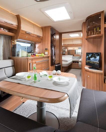 Fendt Opal  540 TG - Interior