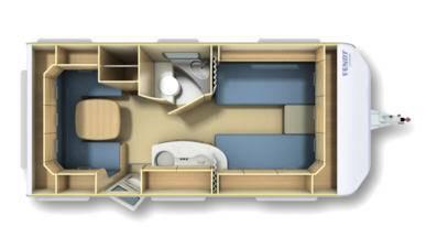 Fendt Shapir 465  TG - Plano - Distribución