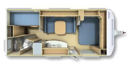Fendt Shapir 560 SKM - Plano - Distribución