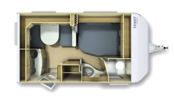 Fendt Bianco 390 FH - Plano - Distribución