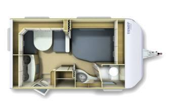 Fendt Bianco Selection 390 FH - Plano - Distribución