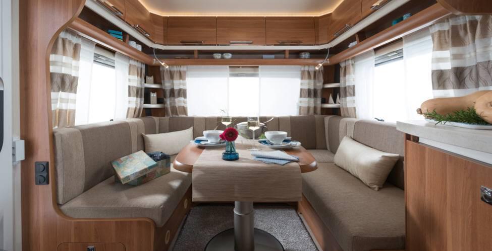 Fendt SAPHIR 495 SFB - Interior
