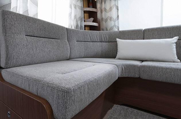Fendt OPAL 515 SG - Interior