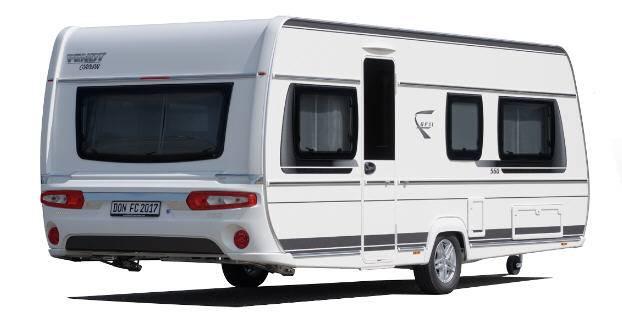 Fendt OPAL 560 SG - Exterior