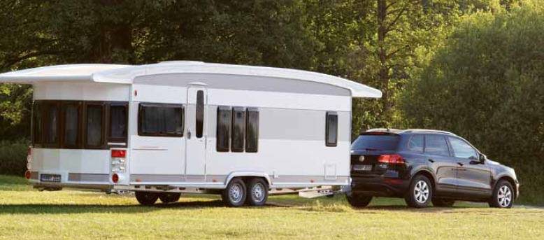 Hobby LANDHAUS 770 CL - Exterior