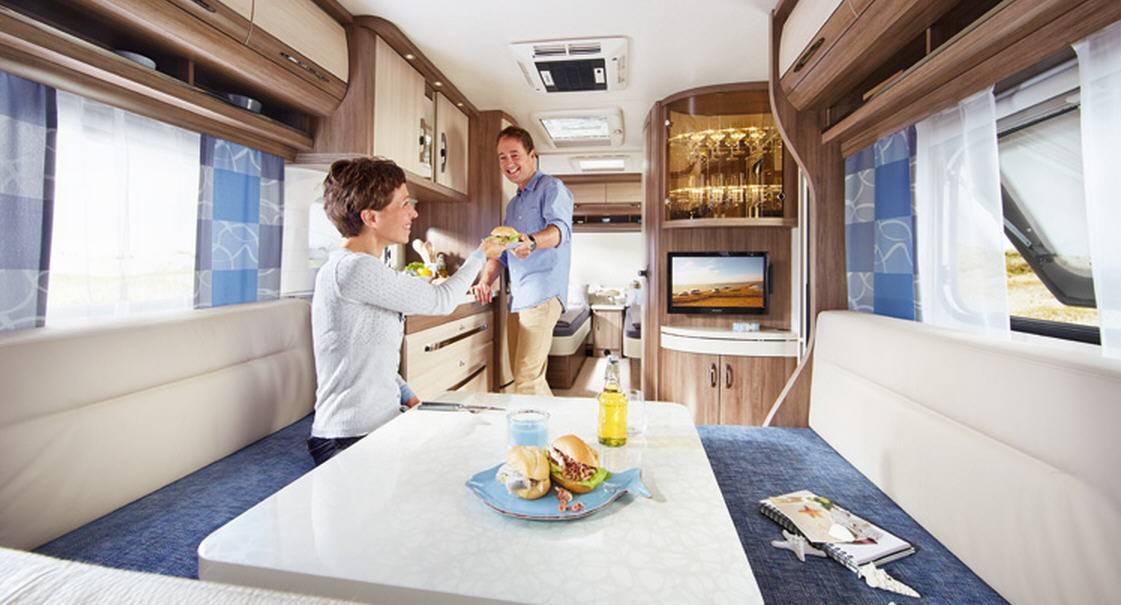 Hobby LUXE    540-UL - Interior