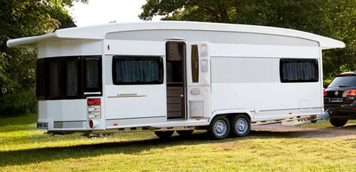 Hobby LANDHAUS 770-CFF - Exterior