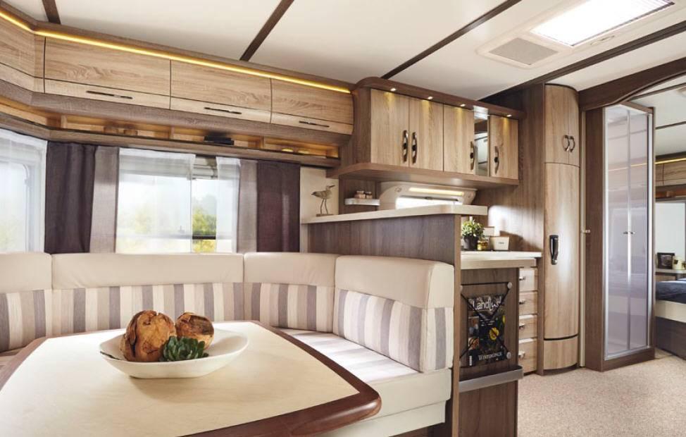 Hobby LANDHAUS 770-CFF - Interior
