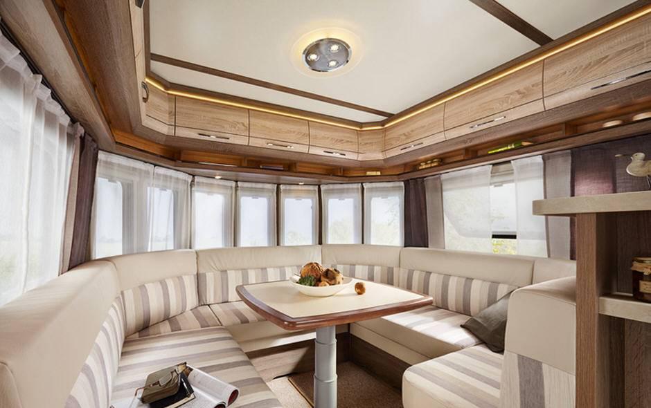Hobby LANDHAUS 770-CL - Interior