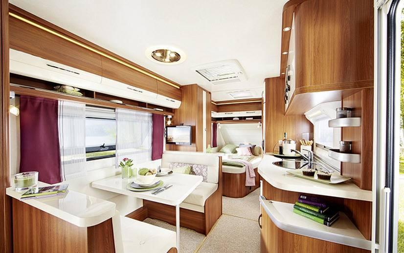 Hobby EXCELLENT 560-KMFE - Interior