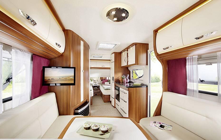 Hobby PREMIUM 560-UL - Interior